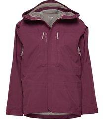 w's rollercoaster jacket outerwear sport jackets paars houdini