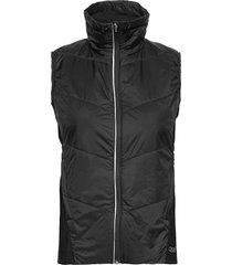 longevity vest vests padded vests zwart casall