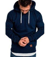 revenge hoodies hombre sudaderas rapper hip hop hooded pullover-azul