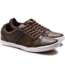 sapatênis ped shoes fehamento em elástico masculino - masculino