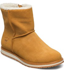 w annabelle boot shoes boots ankle boots ankle boot - flat brun helly hansen