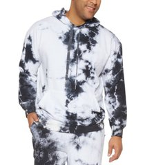 mvp collections by mo vaughn productions men's big tall tie-dye dragon print hoodie