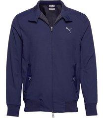 causeway jacket outerwear sport jackets blå puma golf