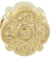 berloque narcizza semijoias arabescos ouro