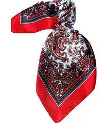 pañuelo bandana calabazas rojo viva felicia