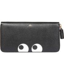 anya hindmarch eyes large wallet