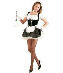 buyseasons women's fi fi french maid with petticoat adult costume