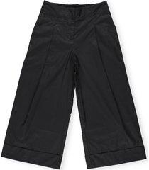 monnalisa cotton palazzo trouser