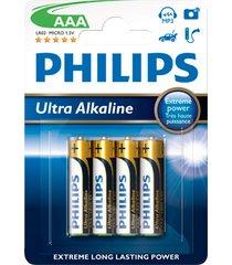 ultra alkaline aaa 4-pack