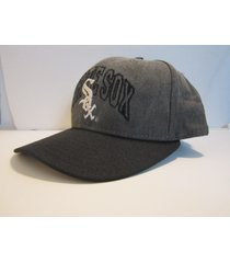 chicago white sox mlb vintage late '90's twill ball cap (new)/ pro-line (annco)