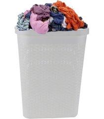 mind reader 40 liter slim laundry basket