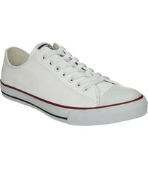 tenis blanco north star quinidio unisex