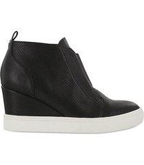 cristie wedge-heel sneakers