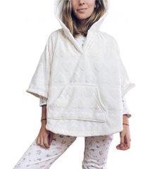 buzo natural vöe roma pijama