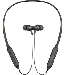 audifonos deportivos bluetooth trust ludix negro