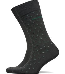 2p rs minipattern mc underwear socks regular socks grå boss
