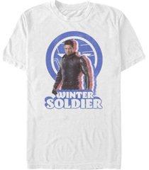 fifth sun men's distressed bucky short sleeve crew t-shirt