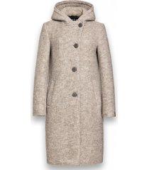 milo coat wol justine