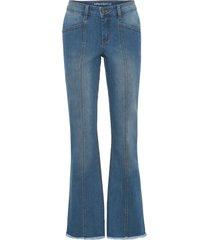 vida jeans med delningssömmar