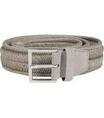 orciani rope belt