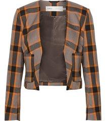 ollieiw jacket blazers business blazers grijs inwear