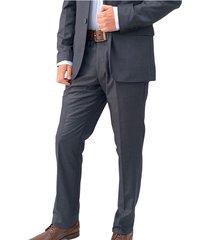 traje gris oscar de la renta b8sut23-gry