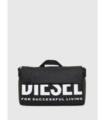 bolso f b messenger cross bodybag negro diesel
