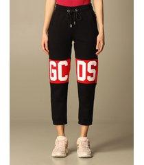 gcds pants gcds cotton jogging trousers