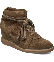 vibe shoes boots ankle boots ankle boots with heel brun pavement