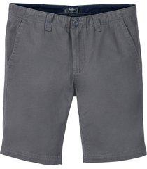 bermuda chino regular fit (grigio) - bpc bonprix collection