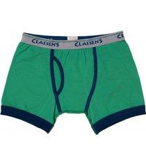 claesens trunk cl 2056 boxer classic green