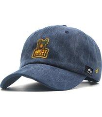 berretto da baseball in cotone lavato vintage da donna uomo cappellino da baseball antivento sportivo da esterno
