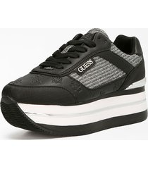 buty do biegania z tłoczonym logo model hansini