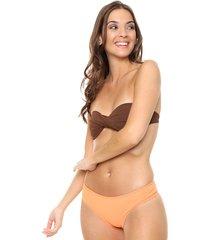 bikini marrón lecol florencia