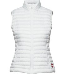 ladies down vest vest wit colmar