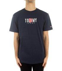 overhemd korte mouw tommy hilfiger dm0dm10218c87