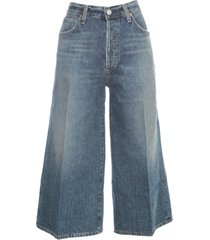 citizens of humanity emily culotte in favorite jeans pants