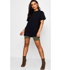 basic oversized boyfriend t-shirt, black