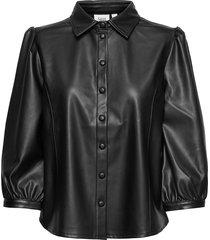 batisz shirt långärmad skjorta svart saint tropez