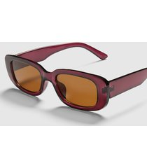 lane bryant women's rectangle sunglasses onesz winetasting
