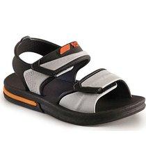 sandalia gris soft