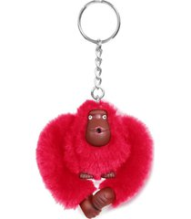 llavero monkeyclip rosa kipling