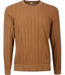 eleventy striped sweatshirt