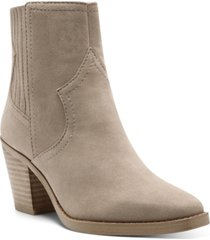 lucky brand women's jaide western booties women's shoes