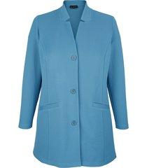 blazer m. collection blauw