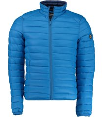 bos bright blue donsgevoerde jas blauw 19101du08sb/247 cobalt