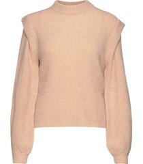 sulaiw pullover gebreide trui beige inwear