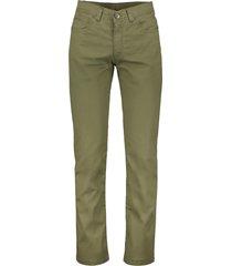jac hensen broek - modern fit - groen