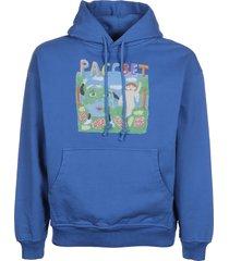 paccbet cotton worldpeach hoodie knit