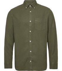 levon shirt 5029 overhemd casual groen nn07
